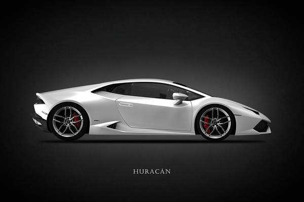 Transport Photograph - Lamborghini Huracan by Mark Rogan