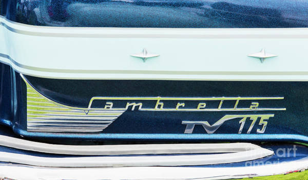 Photograph - Lambretta Tv 175 by Tim Gainey
