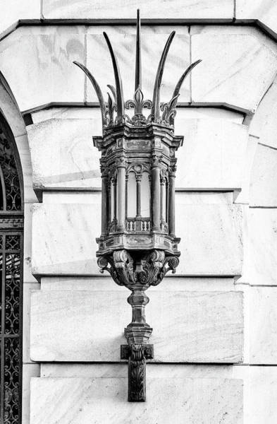 Photograph - Lamp With A Crown by Ryan Wyckoff