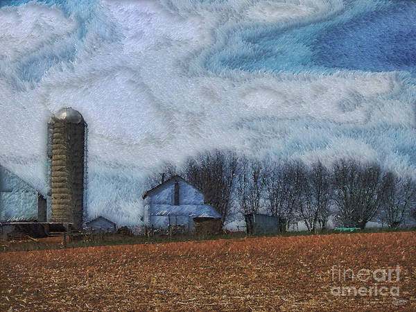 Photograph - Lancaster County Pa by Jeff Breiman