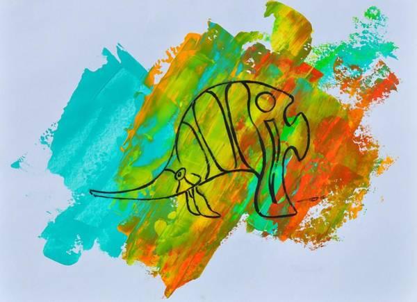 Painting - Lance Id 05/30 by Eduard Meinema