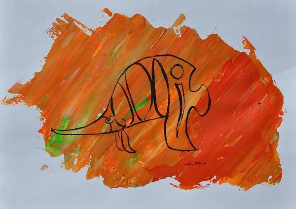 Painting - Lance Id 01/30 by Eduard Meinema