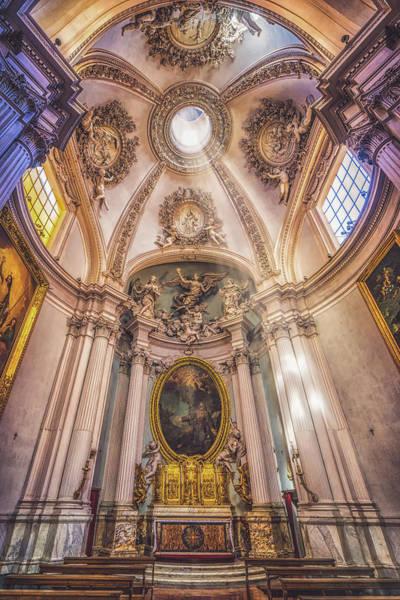 Photograph - Lancelotti Chapel by James Billings