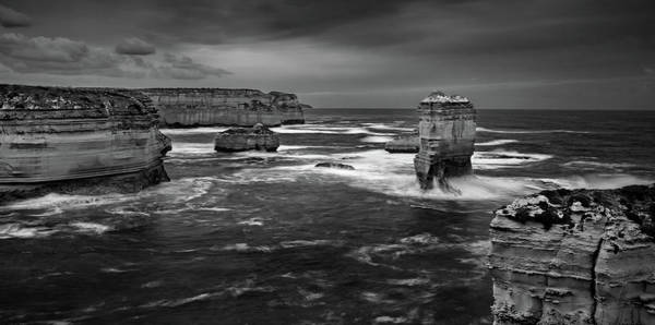 Photograph - Land And Sea by Mark Lucey