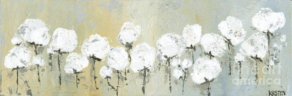 Wall Art - Painting - Land Of Cotton by Kirsten Reed