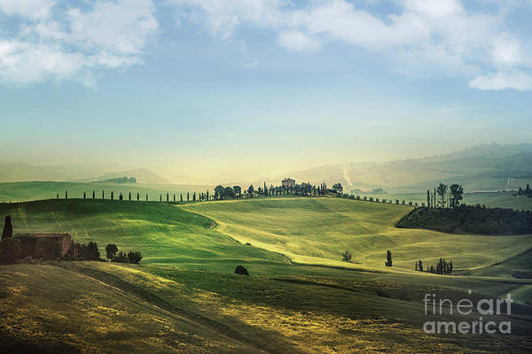 Wall Art - Photograph - Land Of Dawn by Evelina Kremsdorf