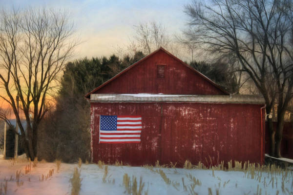 Wall Art - Photograph - Land Of The Free by Lori Deiter