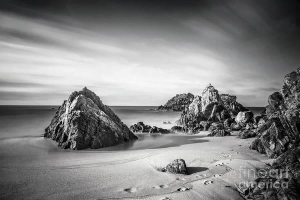 Atlantic Photograph - Land Of Tides by Evelina Kremsdorf