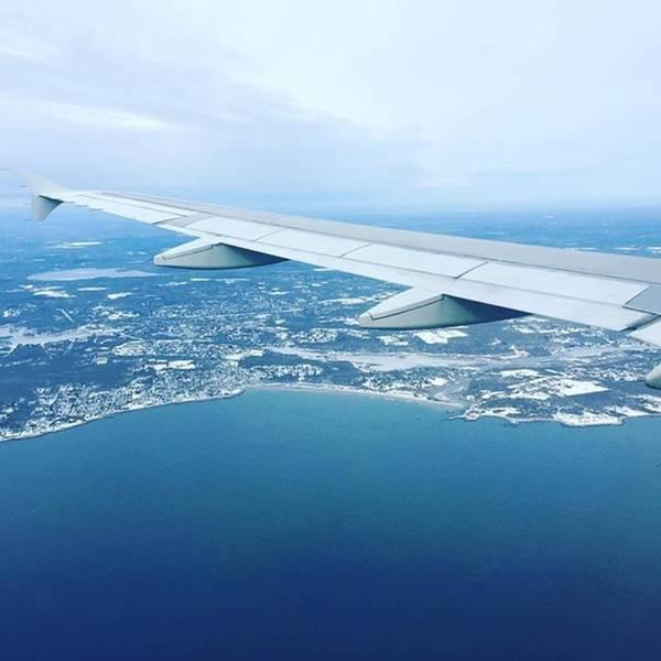 Photograph - Landing In Providence, R.i by Melissa Abbott