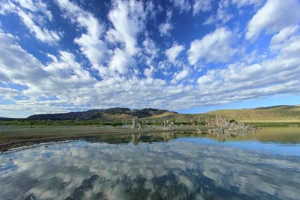 Photograph - Landing On Tufa by Sean Sarsfield