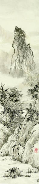 Wall Art - Painting - Landscape - 29 by River Han