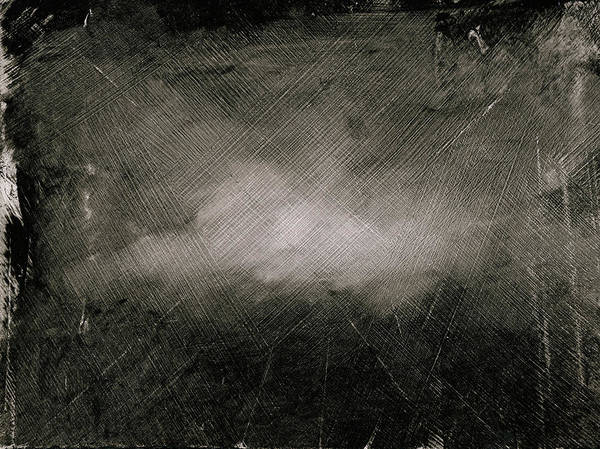 Mono Painting - Landscape 9 by Christian Klute