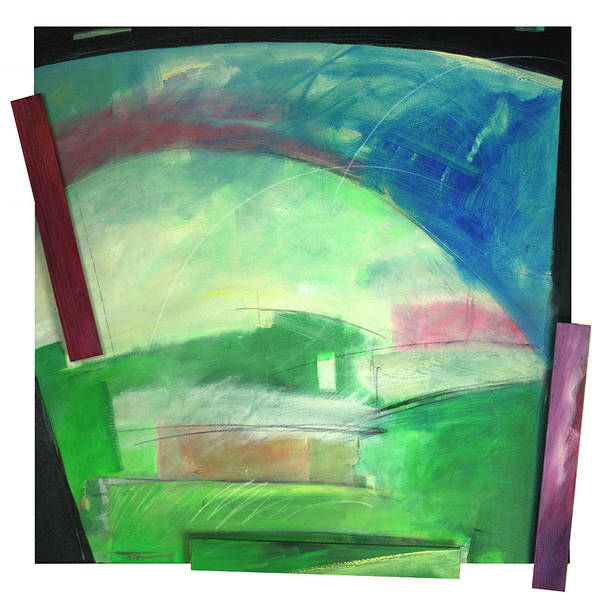 Painting - Landscape 9216 by Tim Nyberg