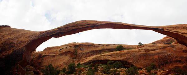 Photograph - Landscape Arch 1 by Marty Koch