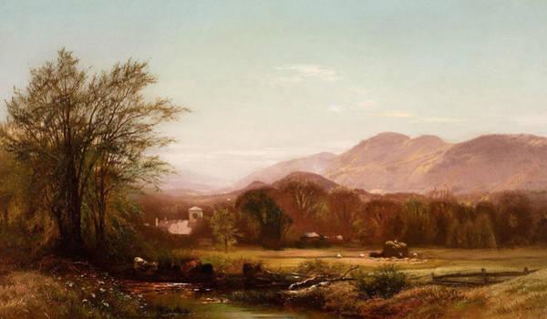 Painting - Landscape  by Arthur Parton