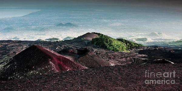 Photograph - Landscape Etna by Bruno Spagnolo