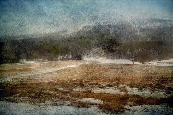 Photograph - Landscape From Norway by Vittorio Chiampan