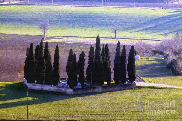 Photograph - Landscape by Jean Bernard Roussilhe