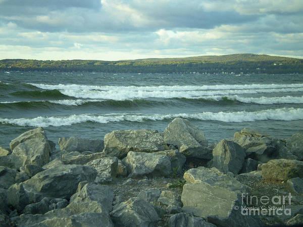 Photograph - Landscape L55 by Monica C Stovall