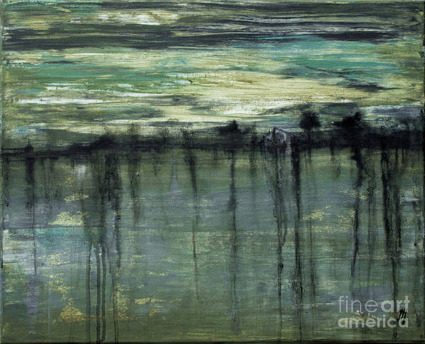 Painting - Landscape No.1 by Tim Musick