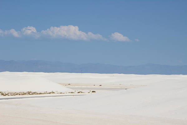 Photograph - Landscapes Of White Sands 3 by Colleen Cornelius