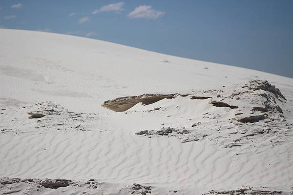 Photograph - Landscapes Of White Sands 4 by Colleen Cornelius