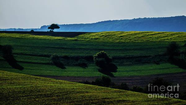 Photograph - Landschaft by Jorg Becker