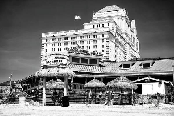 Photograph - Landshark Atlantic City by John Rizzuto