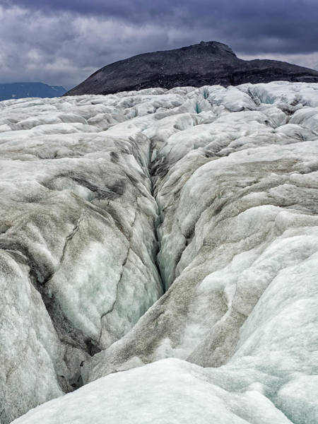 Photograph - Langjokull Glacier by Stephen Barrie