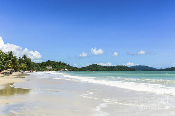 Photograph - Langkawi Beach by Didier Marti