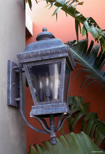 Lantern - Bermuda Art Print