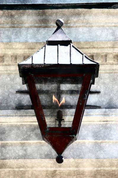 Photograph - Lantern 13 by Donna Bentley