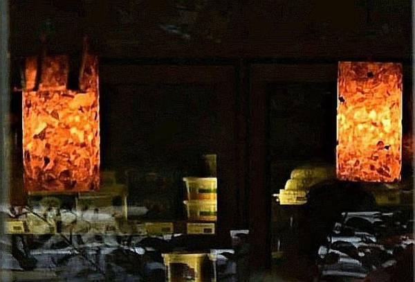 Photograph - Lantern Glow by Kim Bemis