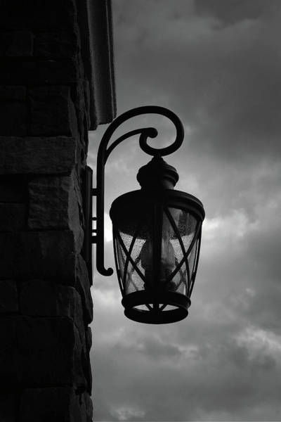 Photograph - Lantern by Karen Harrison