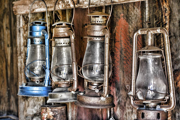 Wall Art - Photograph - Lanterns by Kelley King