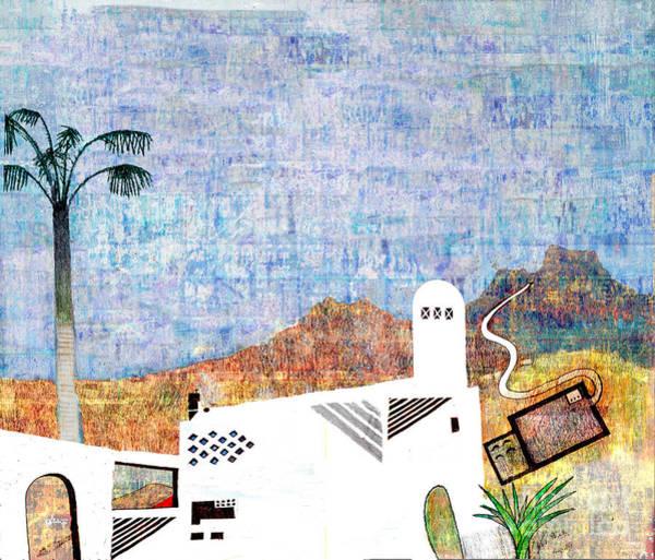 Lanzarote Digital Art - Lanzarote  by Andy  Mercer