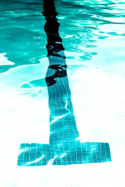 Kammerer Wall Art - Photograph - Lap Lane - Swim by Colleen Kammerer