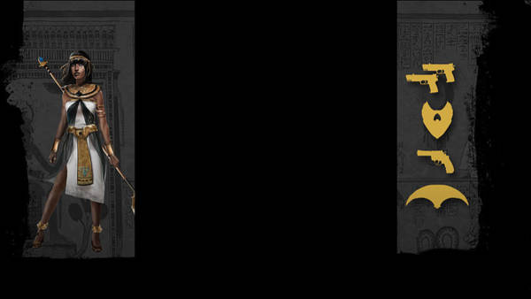 Color Digital Art - Lara Croft And The Temple Of Osiris by Maye Loeser