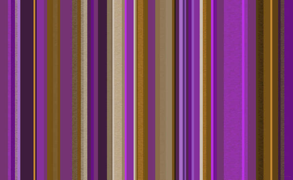Digital Art - Large Purple Abstract - Three by Val Arie
