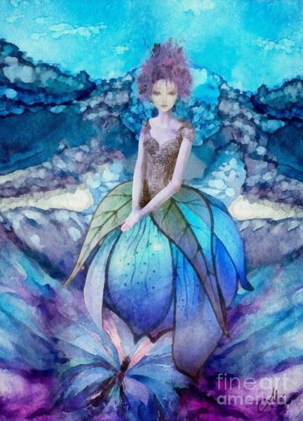 Endless Painting - Larmina by Mo T