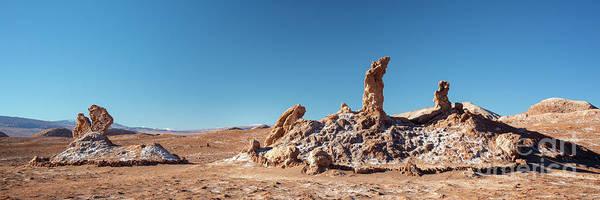 Wall Art - Photograph - Las Tres Marias Atacama Desert by Delphimages Photo Creations