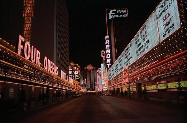 Photograph - Las Vegas 1983 #9 by Frank Romeo