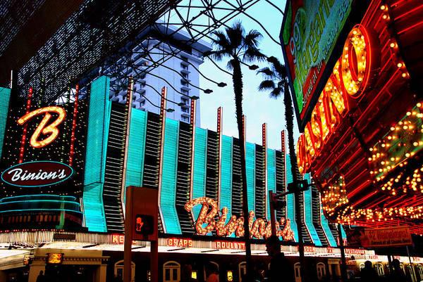 Photograph - Las Vegas Lights II by Susanne Van Hulst