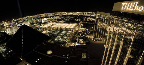 Wall Art - Photograph - Las Vegas Strip At Night by Levin Rodriguez