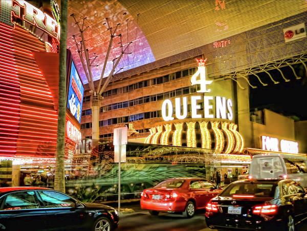 Photograph - Las Vegas by Tatiana Travelways