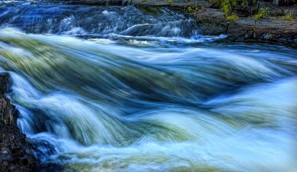 Wall Art - Photograph - Lasalle Falls by Jim Dohms
