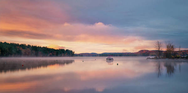 Photograph - Last Boat Out by Darylann Leonard Photography