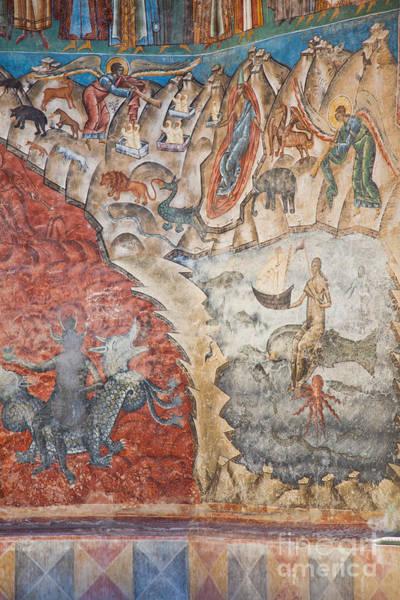 Moldova Wall Art - Photograph - Last Judgement by Gabriela Insuratelu