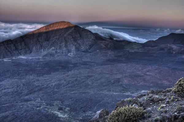 Wall Art - Photograph - Last Light Haleakala  by Allen Lefever