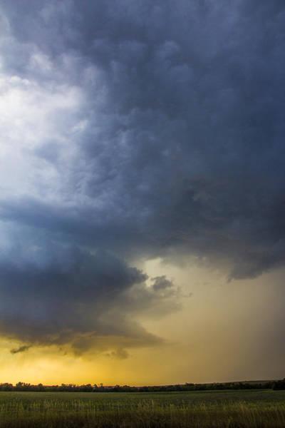 Photograph - Last Nebraska Supercell Of The Summer 044 by NebraskaSC
